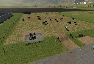Placeable open range cow pasture v1.0