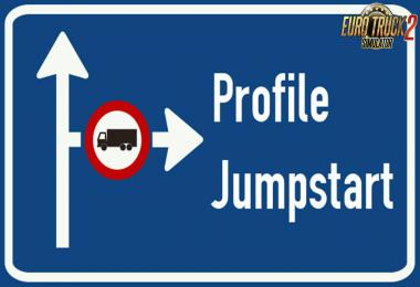 Profile Jumpstart: Cash & XP Boost v5.01 1.34.x