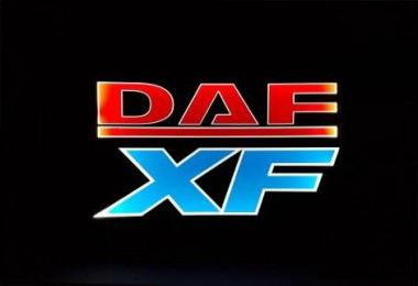 DAF XF Open Pipe Sound v10.0