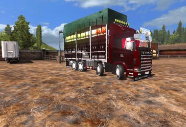Scania 124G 1.34.x