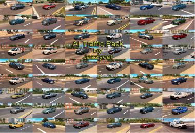 AI Traffic Pack by Jazzycat v5.8