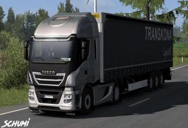 Iveco Hi-Way Reworked v2.3 [Schumi] 1.33-1.34