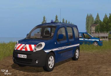 Renault Kangoo Gendarmerie v1.0