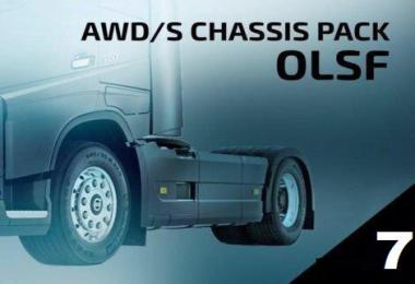 OLSF AWD/S Chassis Pack 7 1.34.x