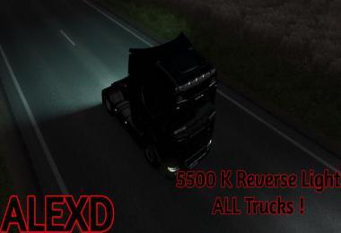 ALEXD 5500K Reverse Light v1.2