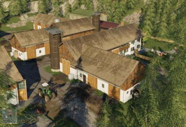 Alpenland - Umbau der Felsbrunn Beta