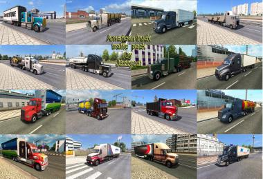 American Truck Traffic Pack by Jazzycat v1.7.1