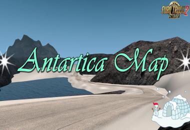 Antarctica Map v0.2 1.34.x