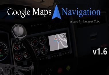 ATS - Google Maps Navigation v1.6