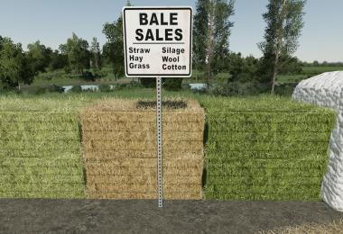 Bale Sale Point (Placeable) v1.0