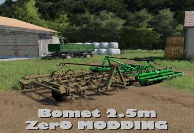 Bomet 2.5m v1.0.0.0