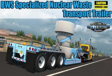 BWS Nuclear Waste Special Transport v1.0