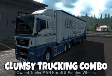 Clumsy Trucking Combo 1.34
