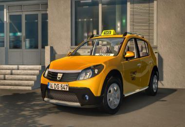 Dacia Sandero 1.33.x