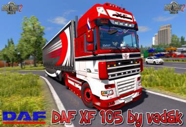 DAF XF 105 vad&k 1.34