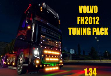 Dealer fix for Volvo FH2012 Tuning Pack 1.34