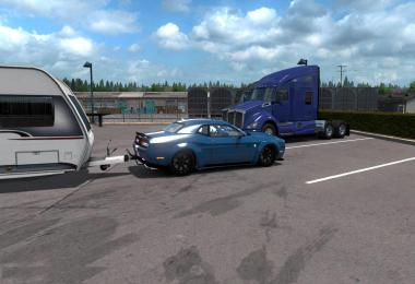 Dodge Challenger SRT for ATS 1.33+