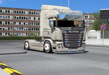 Scania SANCAK Edition v2.0 1.34