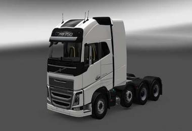 Eugene Volvo FH16 Truck Dealer Fix (for 1.34)