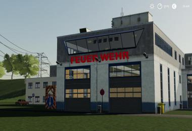 Fire station completely new construction v1.0