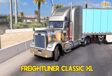 Freightliner Classic XL v11.02.19 1.34.X