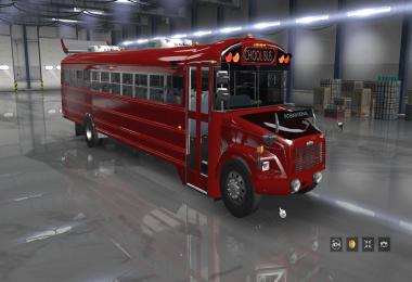 Freightliner F65 or the legendary School Bus v2.0