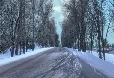 Frosty Winter Weather Mod v7.1