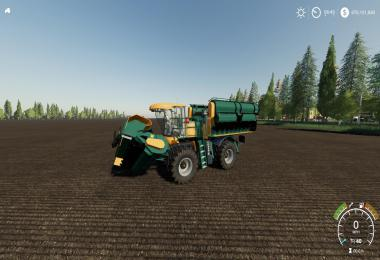 FS19 Krone BiG M500 VE Update fix v1.0