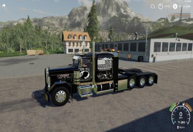 FS19 Pete 389 Heavy VE update v1.0