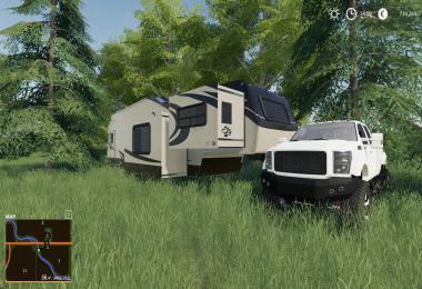 Grizzly Creek Toy Hauler v1.0