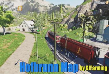 Hofbrunn Map v1.9