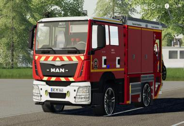 Iveco Daily (Kaltenkirchen Fire Department) v2.0