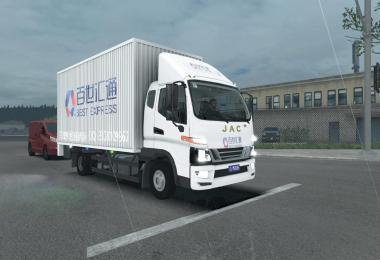 JAC Junling Truck for ATS 1.34.x