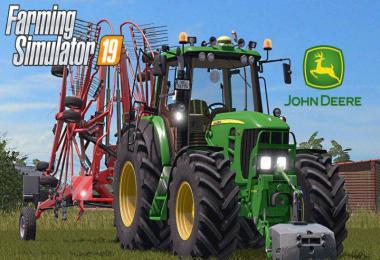 John Deere 7430/7530 v1.0.0.0