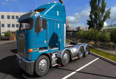 KENWORTH K200 CUSTOM v1.0