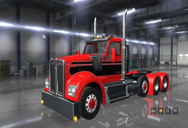 Kenworth W990 2018 version 1.34