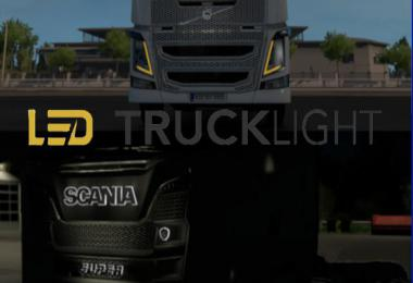 LED Trucklight v3.0 1.34.x