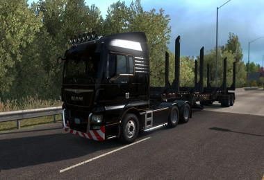 Man TGX Euro 6 for ATS 1.34.x