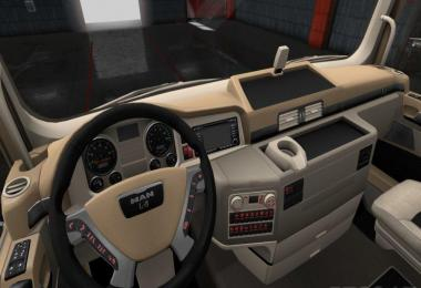 MAN TGX Lux Interior 1.34.x