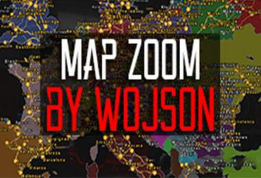 Map Zoom by wojson 1.34