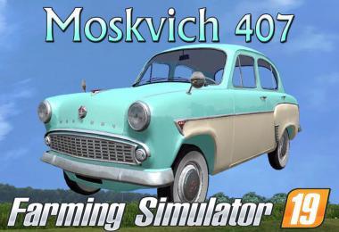 Moskwitsch 407 v1.0.0.0