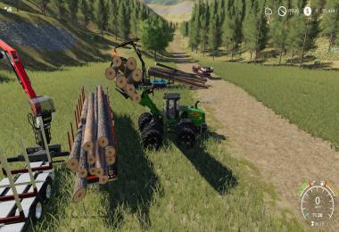 New Holland 190 Wheel loader pack v1.0