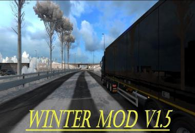 New Winter Mod by Black Dragon v1.5 1.34.x