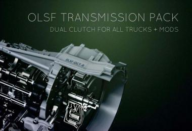 OLSF Dual Clutch Transmission Pack 9 1.34.x