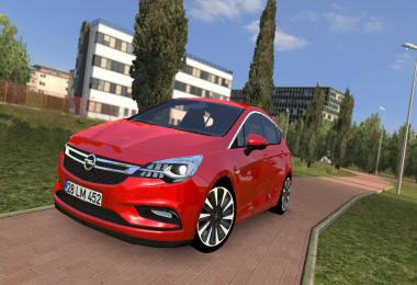 Opel Astra K Beta 2 1.33.x