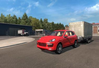 Porsche Cayenne Turbo S 2016 for ATS 1.34.x