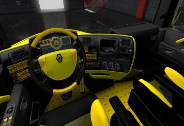 Renault Magnum RS Skin & Interior 1.34.x