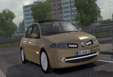 Renault Megane 2 V1R2 1.34.x