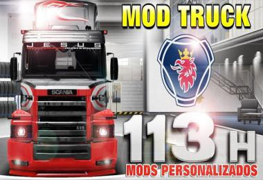 Scania 113 h for 1.33 and 1.34 v1.5