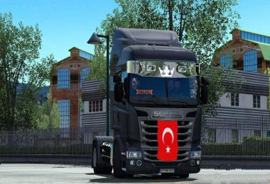 Scania Streamline Turkish Job 1.34.x